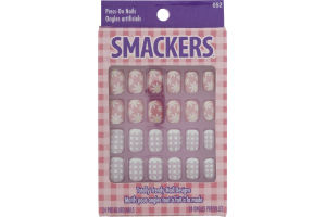 Smackers Press-On Nails (052) - 24 CT