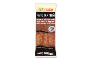 Хліб цільнозерновий Житній Vito Грано м/у 440г