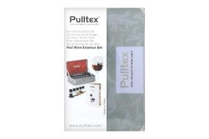 Н-р Pulltex колбы с аром крас.вина с описанием12шт