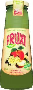 Сок Fruxi Fresh яблочный с бузиной
