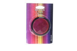 BETER VIVA дзеркальце кишенькове подвійне x3 збільшення 7см 14409