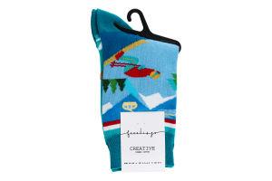 Шкарпетки Feeelings Creative №473 36-40 Австрія