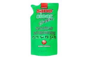 Рідина для чистки багатофункціональна Clean Green Sano 750мл