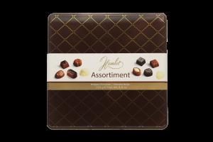 Конфеты Hamlet Сhesterfield Gold ассорти шокол кор