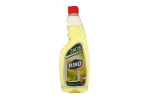 RINO засіб для миття скла Лимон запаска 500мл