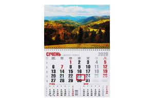 Календар 2020 Офісний Економ Студія Марко 1шт