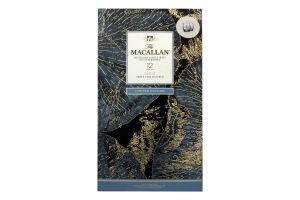 Набор виски 0.7л 40% The Maсallan Fine Oak 12лет + 2 стакана к/у