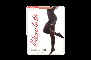 Колготки Elizabeth Microfibra 20 visone Tg.4