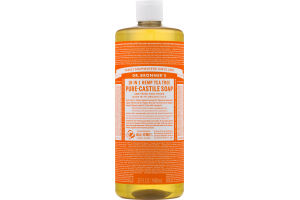 Dr. Bronner's 18-In-1 Hemp Tea Tree Pure-Castile Soap