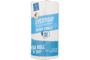 Ahold Everyday Tough & Absorbent Paper Towels Full Size