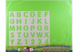 ArtSkills Make A Poster Kit