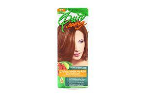 Крем-краска для волос Медно-русый №37 Фито линия