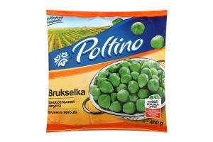 Капуста брюссельская замороженная Poltino м/у 450г