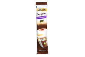 Кава Jacobs Cappuccino 3в1 розчинна 12г х10