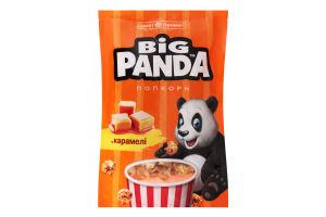 Попкорн в карамелі Big Panda д/п 90г