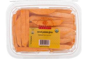 Sunbelt Organic Sweet Potato Fries