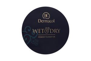 Пудровое тональное средство Wet&Dry №04 Dermacol 6г