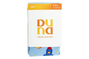 Колготки дитячі Duna Color your day №4400 122-128 голубий