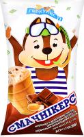 Мороженое Геркулес Смачникерс с арахисом ваф ст