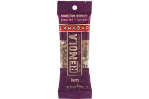 Larabar Renola Reinventing Granola Berry