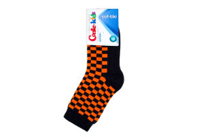 Шкарпетки дит. SOF-TIKI 7С-46СП, р.18, 226 помаранчевий 1 шт
