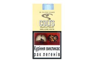 Сигари Colts Vanilla Taste (20шт)