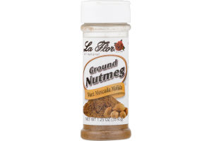 La Flor Ground Nutmeg