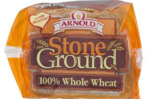 Arnold Stone Ground 100% Whole Wheat Bread