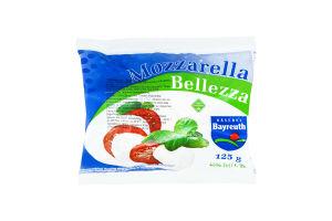 Сир 45% моцарелла Bellezza 125гр