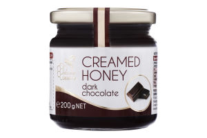 Крем-мед с черным шоколадом Nectar Senco с/б 200г