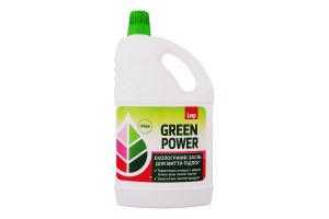 Засіб для миття підлоги Green Power Sano 2л