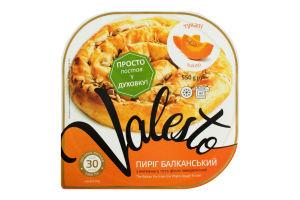 Пирог из вытяжного теста филло с тукати замороженный Балканский Valesto п/у 550г