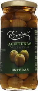 Оливки з кісточкою Excelencia с/б 260г