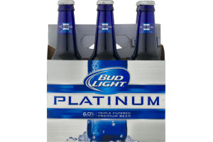 Bud Light Platinum - 6 CT