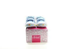 Напівчеревики текстильні Arial 5515-1063
