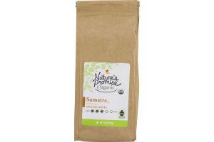 Nature's Promise Organic Ground Coffee Sumatra