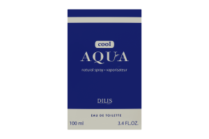Cool Aqua т/вода чоловіча 100мл