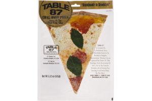 Table 87 Coal Oven Pizza Slice