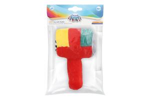 Игрушка-погремушка для детей от рождения мягкая №2/891 Молоток Canpol Babies 1шт