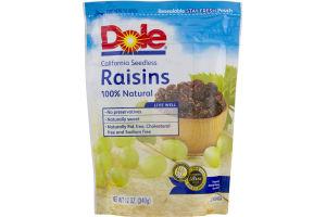 Dole California Seedless Raisins
