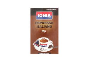 Кава мелена Ionia Espresso Italiano top к/у 250г