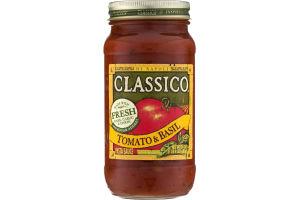 Classico Pasta Sauce Tomato & Basil