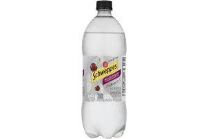 Schweppes Black Cherry Sparkling Seltzer Water