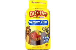 L'il Critters Gummy Vites Complete Multivitamin - 190 CT