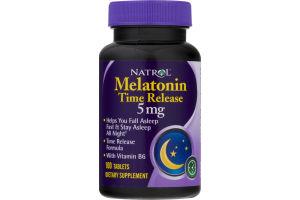 Natrol Time Release Melatonin 5 mg - 100 CT