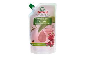 Мыло жидкое для рук Гранат Pure Care Frosch 500мл