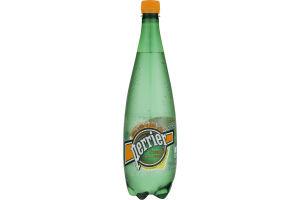 Perrier Sparkling Natural Mineral Water Lemon Orange