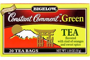 Bigelow Constant Comment Green Tea - 20 Tea Bags