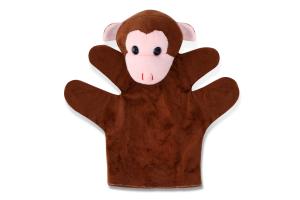 Игрушка мягкая Животное на руку в ассорт D*-1