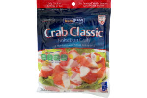 Transocean Crab Classic Imitation Crab Flake Style
